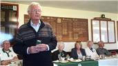 Rest in peace, Ted Lever, past Club President of St Ives Bowling Club.